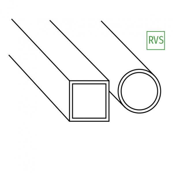 Inox onderdelen