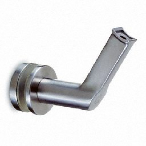 Handrailingsteun glas-buis