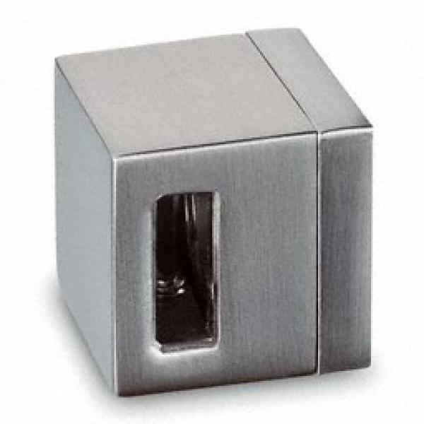 Dwarsstafhouder square line 40x40 links