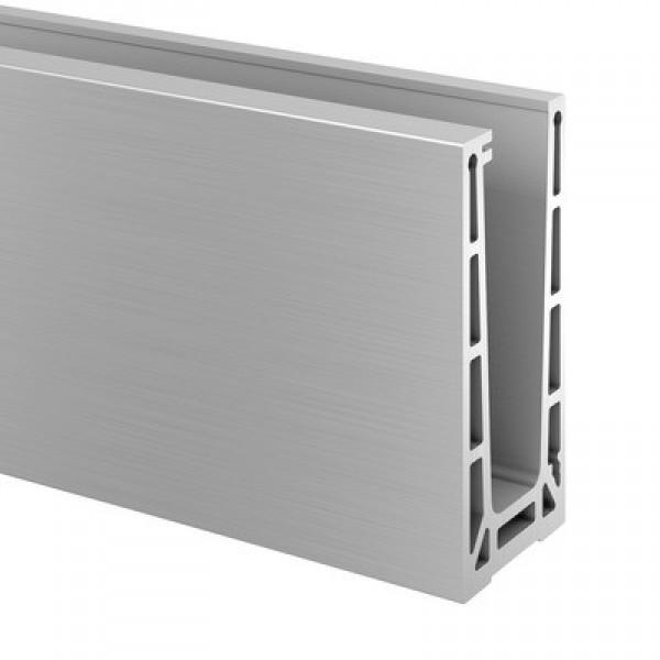 Basisprofiel Easy-Glass Pro voor topmontage