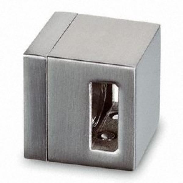 Dwarsstafhouder square line 40x40 koppeling