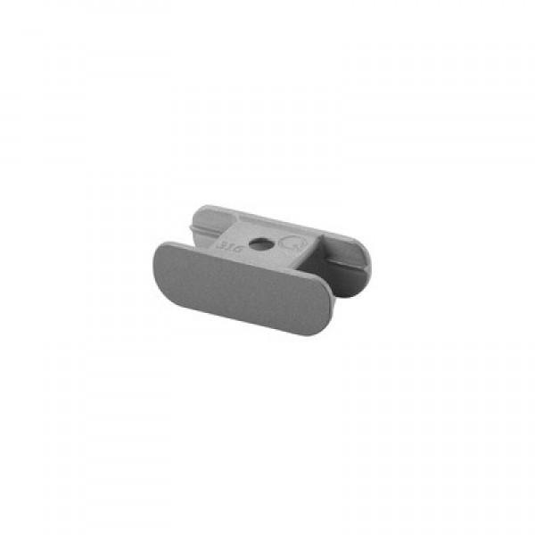 Adapter voor led draagprofiel