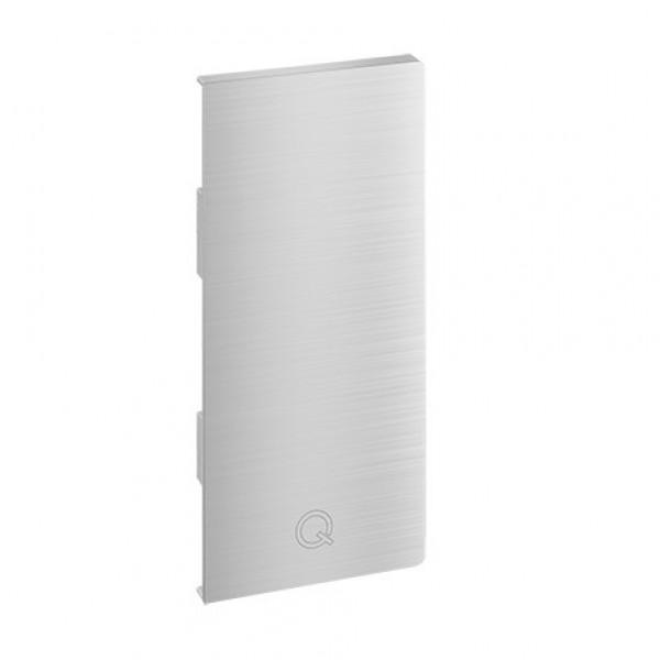 Afdekplaat Easy-Glass Pro. Links