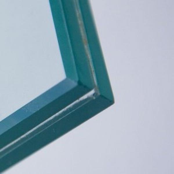 Glasplaat gelaagd gehard excl plaatsing