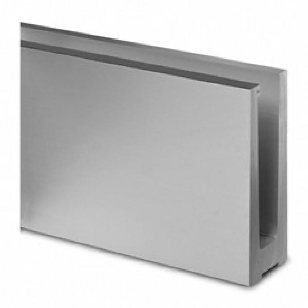 Basisprofiel Easy-Glass 3kN voor topmontage