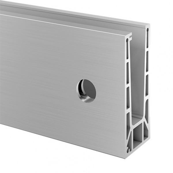Basisprofiel Easy-Glass Pro voor zijmontage
