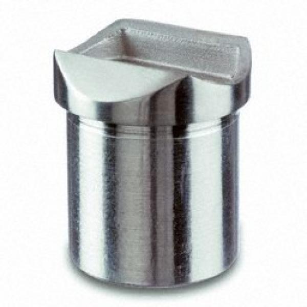 Zadelstuk buis-buis  - hoogte 5mm