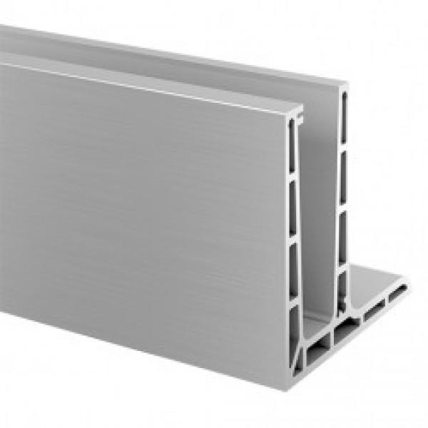 Basisprofiel Easy-Glass Pro F voor topmontage