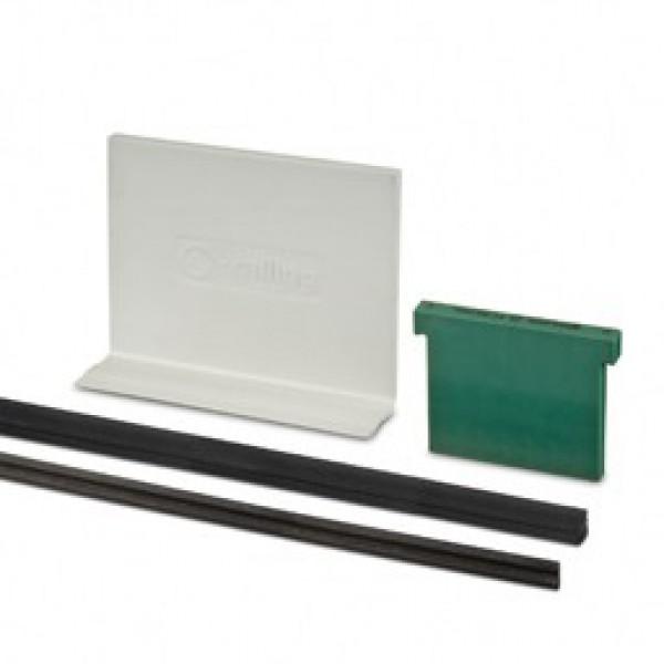 Rubber montage set voor Easy-Glass Slim