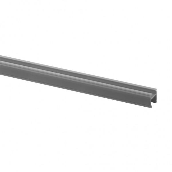 Led draagprofiel voor U-profielbuis 42,4mm - lengte 2,5m