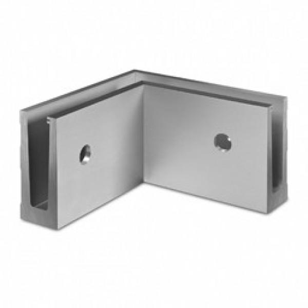 Binnen hoekprofiel Easy-Glass 3kN voor zijmontage
