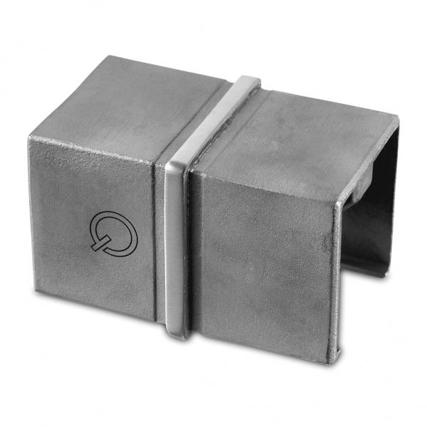 Verbinder voor vierkant U-profiel - lineair
