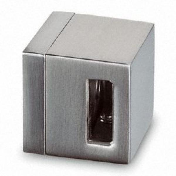 Dwarsstafhouder squareline 40x40 rechts