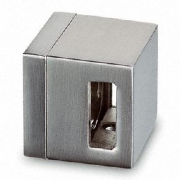Dwarsstafhouder square line 40x40